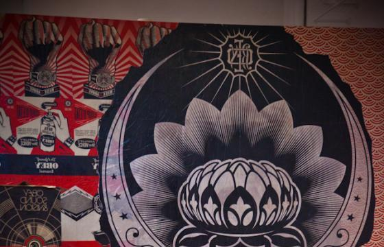 Feature: Shepard Fairey in Conversation with Ron English