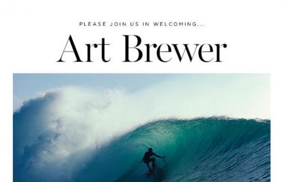 Art Brewer @ Saturdays Surf NYC