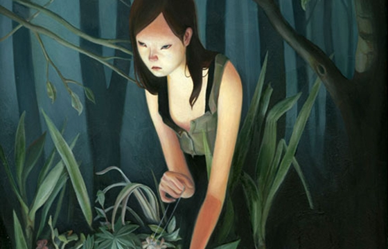 The Forested Mind: An Interview With Joanne Nam