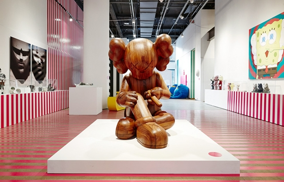 "Pharrell Co-Curates ""This is Not a Toy"" @ the Design Exchange"