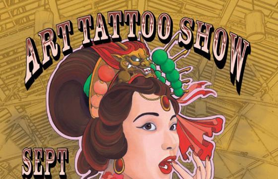Montreal Art Tattoo Show