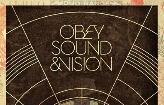 "Reminder: Shepard Fairey ""Sound & Vision"" @ Stolenspace, London"