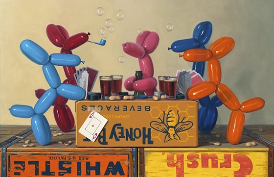 Robert C. Jackson's Candy-Filled Still Lifes