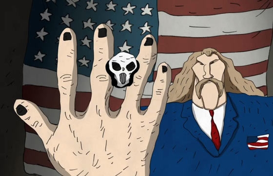 Bill Plympton's Revengeance - An Animated Feature Film