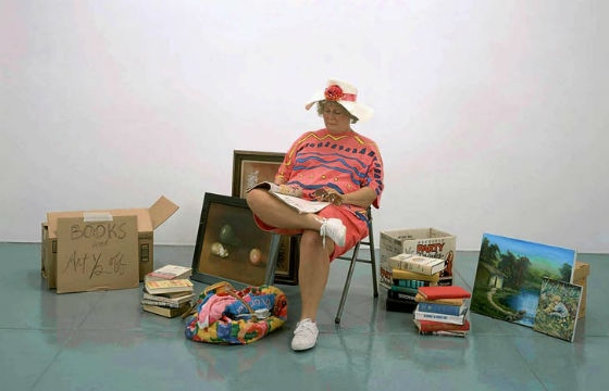 Duane Hanson's Masterful Photoreal Sculptures
