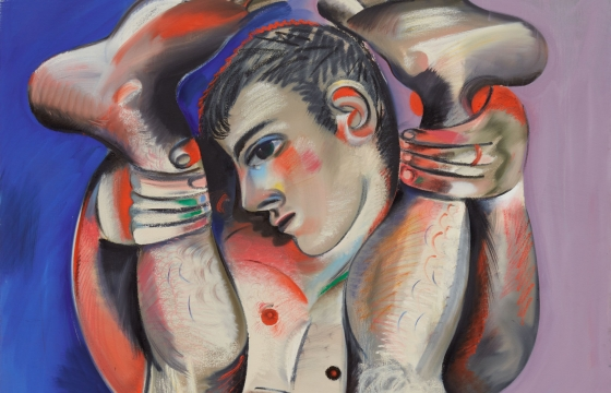 Getting Intimate At Louis Fratino's New Solo Show At Sikkema Jenkins