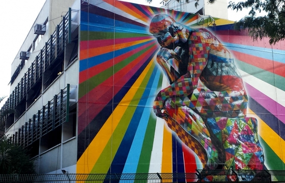 ARTIST INTERVIEW: EDUARDO KOBRA