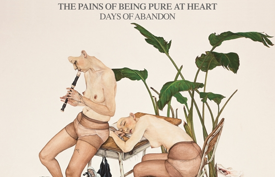 Lee Jin Ju for the Pains of Being Pure at Heart