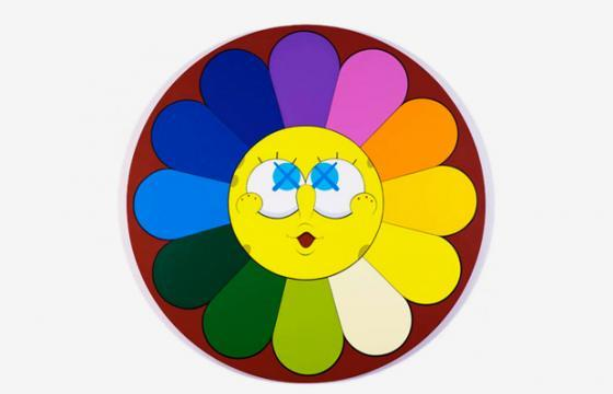 Takashi Murakami x Christie's Benefit for Japan's Tohoku-Pacific Earthquake