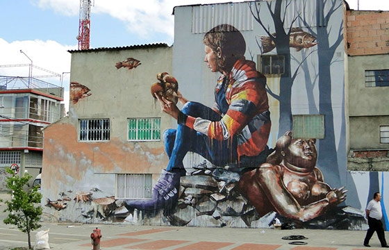 """The Artifact"" by Fintan Magee"