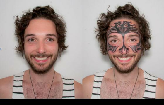 Vice's 'I Had a Face Tattoo For a Week'