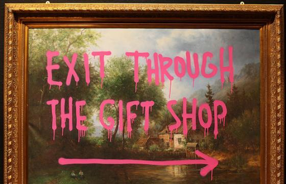 Film of 2010, Part 1—Exit Through the Gift Shop