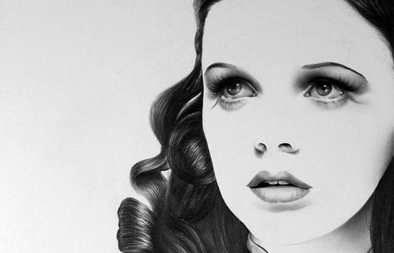 Ileana Hunter's Pencil Drawings