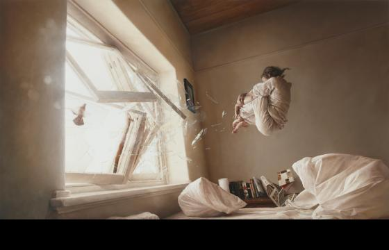The Art of Jeremy Geddes
