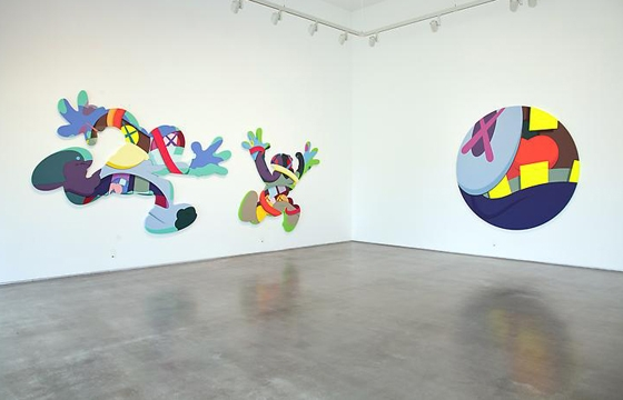 "KAWS ""Play Your Part"" @ Galeria Javier Lopez, Madrid"