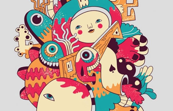 Wilmer Murillo's Re-Imagined Totems