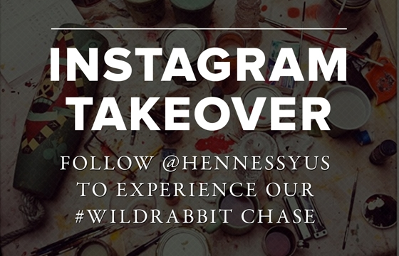 This Weekend, follow us as we chase our #WildRabbit
