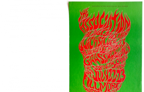 Psychedelic 1960s: The Poster Art of Wes Wilson