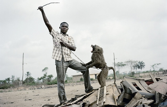 'The Hyena and Other Men,' and other Photographs by Pieter Hugo