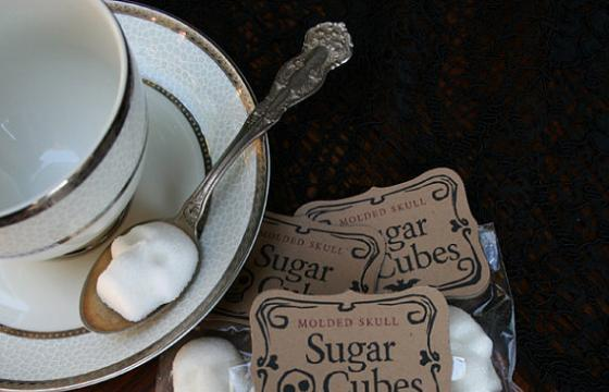 Skull Sugar for the Season