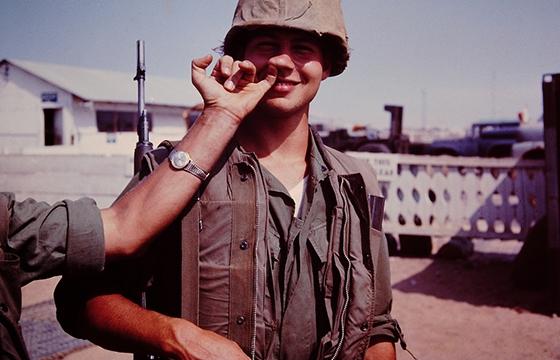 The Unseen Photographs of the Vietnam War