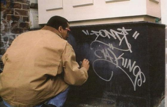 In Graffiti: Classic Spotlight on Dondi