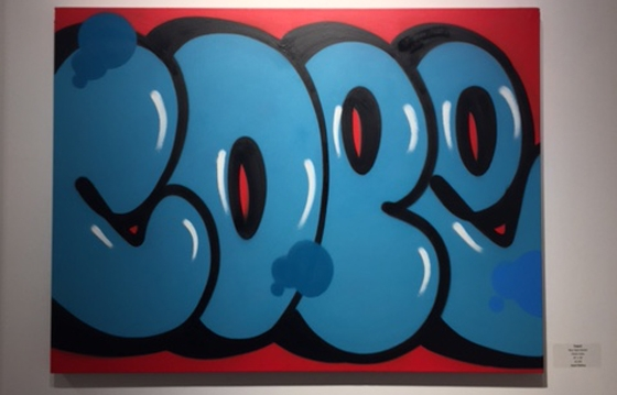 "Cope2 ""Natural INstinct"" @ Azart Gallery, NY"