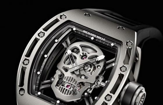 The Skull Watch by Richard Mille