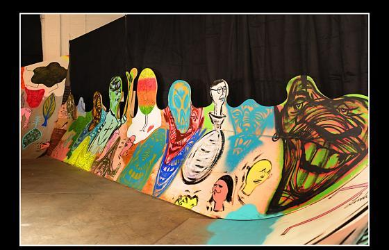 House of Vans Supply and Demand Artshow Recap