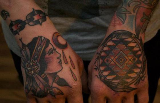 Tattoos from Tim Pausinger