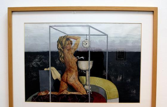 "Basco Vazko ""We Have Nowhere To Go"" @ Galeria AFA, Santiago"