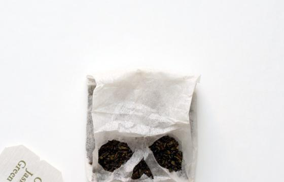 The Skull (Tea) Bag
