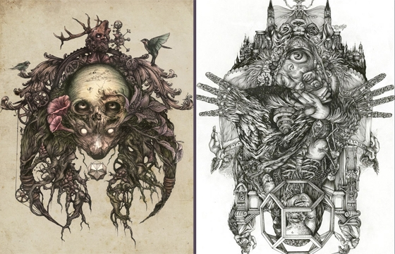 Illustrations by DZO Olivier