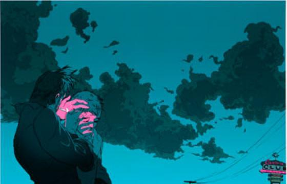 Juxtapoz 15th Anniversary Art Auction: Tomer Hanuka