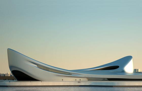 The Designs of Zaha Hadid