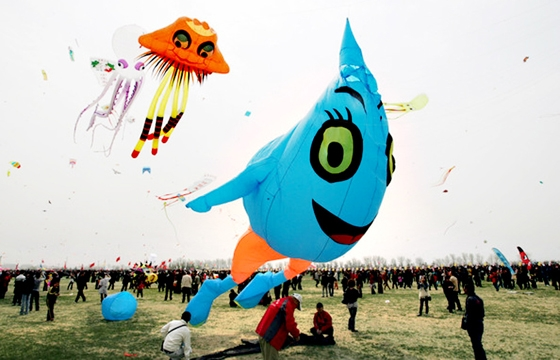 The 30th Annual Weifang International Kite Festival