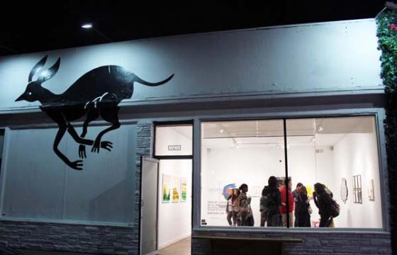 In L.A.: We Was Them Kids @ HVW8 Gallery