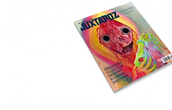 The Imagination Issue curated by Alex Pardee On Sale Now