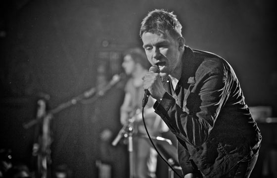 BLUR: LIVE AT MUSIC HALL OF WILLIAMSBURG
