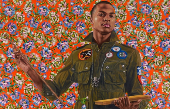 "Kehinde Wiley ""A New Republic"" @ Modern Art Museum of Fort Worth"