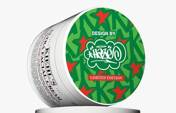 HAZE x Kiehl's Holiday Collection