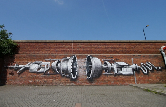 """Internal parts"" by Phlegm"