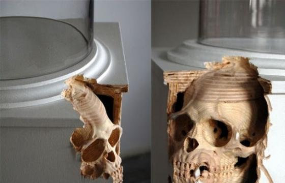 Anatomical Sculptures by Maskull Lasserre