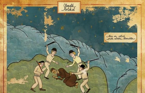 Murat Palta: Your Favorite Cult Film in Ottoman Style