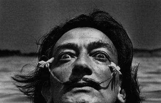 No question Salvador Dali still draws a crowd