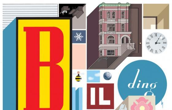 "Chris Ware's ""Building Stories"" Graphic Novel"