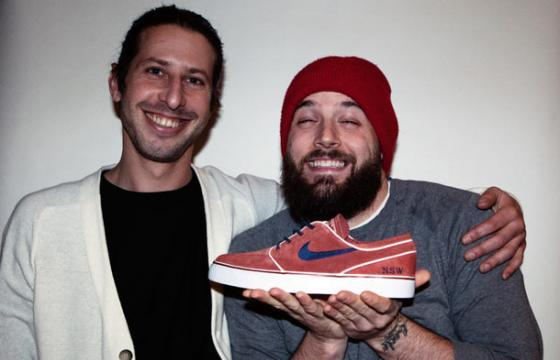 Nike, Juxtapoz, Colin Devin Moore: An Evening With Stefan Janoski