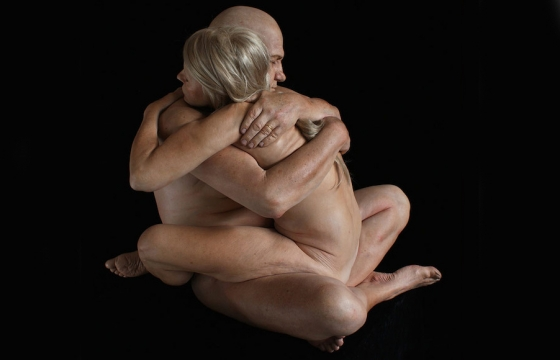 Life-Size Hyperrealistic Sculptures by Marc Sijan