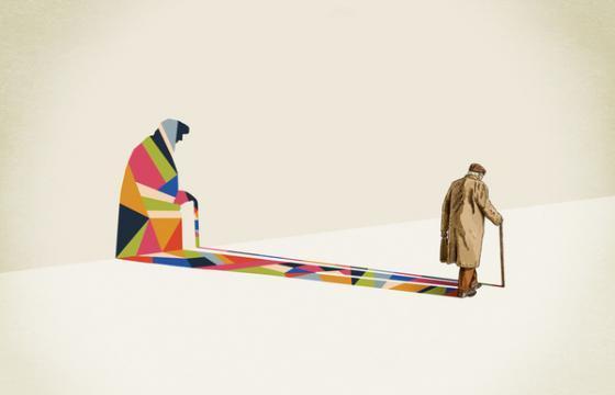 Jason Ratliff's Walking Shadow Series