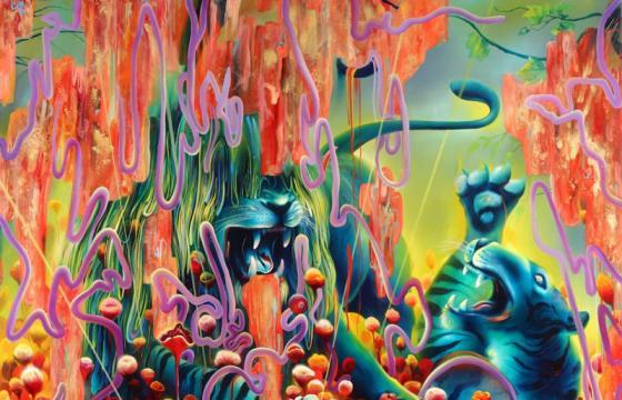 The Paintings of Michael Page